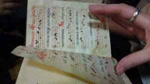 An ancient book