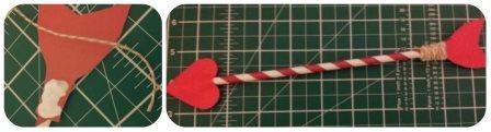 secret valentine message