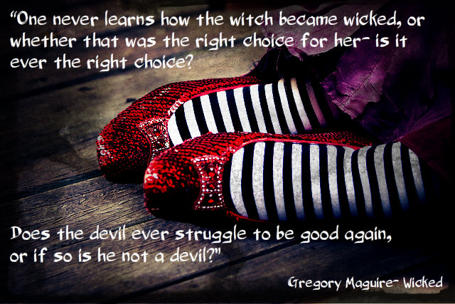 how the witch became wicked gregory maguire