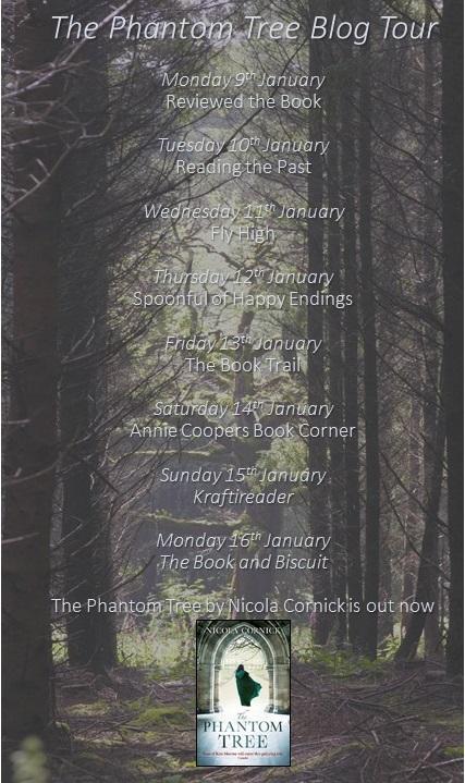 The Phantom Tree Blog Tour FINAL