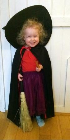 Room on the broom costume