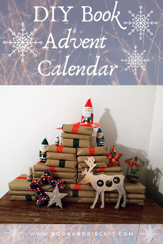 2018 book advent calendar 2018 24 days christmas for bookworms